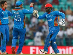 Afghanistan Won Odi Series Against Ireland