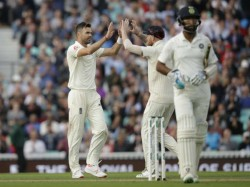 Anderson Fined Dissent With The Umpire After Review Failed Against Kohli