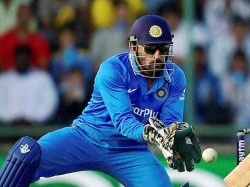 Dhoni Achieves 800 Dismissals As Wicket Keeper All Three For