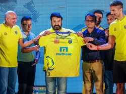 Mohanlal Appointed As Goodwill Ambassador Kerala Blasters Soon