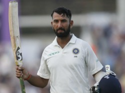 Pujara Ton Helped India Pass The England Score Other Batsmen