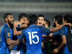 Saff Cup 2018 Brace Manvir Singh Helps India Oust Pakistan Make Final