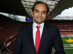 Arsenal Appointed Vinai Venkatesham An Indian Origin As Managing Director