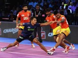 Pro Kabaddi League 2018 Pkl2018 Haryana Steelers Defeat Gujarat And Dabang Delhi Beat Puneri Paltan