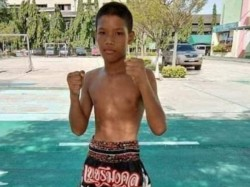 Year Old Thailand Kid Died A Boxing Match