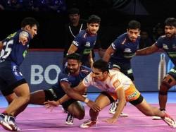 Pkl 2018 Puneri Paltan Beat Haryana Bengaluru Bulls Beat Telugu Titans