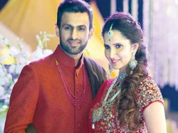 Shoaib Malik Sania Mirza Baby Picture Leaked Made Malik Laugh