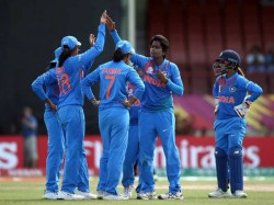 India Beat Pakistan 7 Wickets Women World T20 Group Match