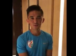 S Most Retweeted Tweet Is Sunil Chhetri S Request Fill The Stadium For Football Match