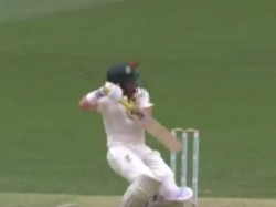 India Vs Australia Second Test Aaron Finch Marcus Harris Got Hit By Indian Bowlers