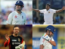 List Cricket Players Retired 2018 Alastair Cook Ab De Villiers Gautam Gambhir