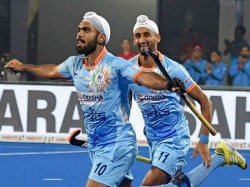Hockey World Cup 2018 India Vs Belgium Match Ends 2 2 Draw