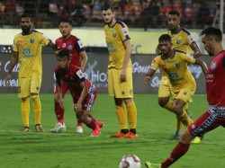 Isl 2018 Kerala Blasters Fc Vs Jamshedpur Fc Match Drawn Full Match Report