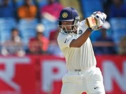 India Vs Australia Prithvi Shaw Started Running Bad News Murali Vijay