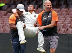 India Vs Australia Prithvi Shaw Dropped From The Australia Test Series