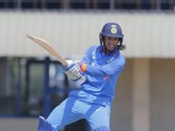 Smiriti Mandhana Named As Icc Women S Cricketer Odi Player Of The Year