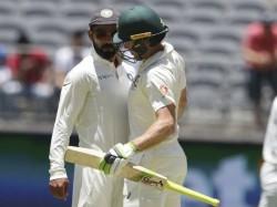 India Vs Australia Did Kohli Told This Shocking Comment On