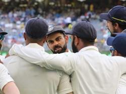 India Vs Australia Second Test Kohli Failed Drs Twice Perth Test