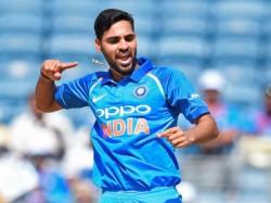 India Vs Australia Bhuvaneswar Kumar S Embarrasing Wicket