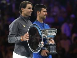Novak Djokovic Thrashes Rafale Nadal Ausi Open Mens Final