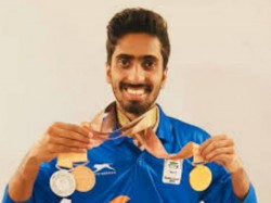 Indian Table Tennis Star G Sathiyan Reached Career High Rank
