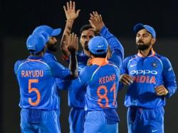 India Vs Australia India Lost Top Order Cheaply First Odi