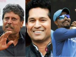 India Vs Australia Jadeja May Join With Kapil Dev Sachin E