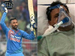 Krunal Pandya Gave Blank Cheque Former Cricketer Jacob Martin