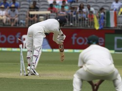 India Vs Australia Rahul Did Net Practice After He Got Out