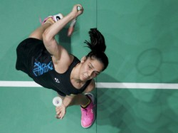 Saina Nehwal Crashed Of Malaysia Masters Semifinal Match Against Carolina Marin