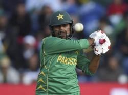 Sarfraz Ahmed Gets Four Match Suspension Racist Comment Icc