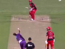 Australian Bowler Conceded 17 Runs Complete Single Legal Ball