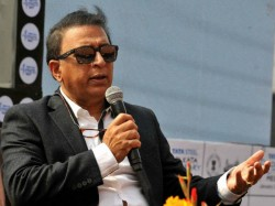 Gavaskar Don T Think India Are Favourite Win The World Cup