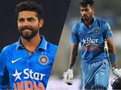 India Vs Australia Hardik Pandya Ruled Of Australia Series Jadeja Got A Chance