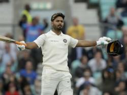 Rishabh Pant Can Replace Ms Dhoni Newzealand T20 Series Says Gavaskar