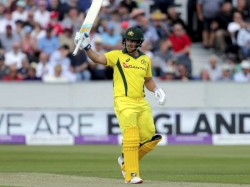 Finch Makes Timely Return Form The 3rd Odi Against India