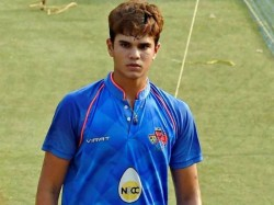 Arjun Tendulkar Has Registered Himself The T 20 Mumbai League This Season