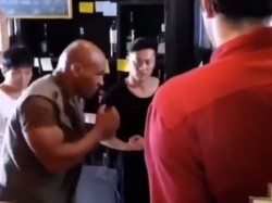 Mike Tyson Stuns The World With His Air Punches This Viral V