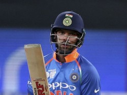 India Vs Australia 4th Odi Dhawan Revealed Why India Lost 2 Matches Back To Back