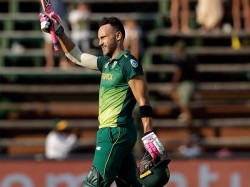 Du Plessis Tahir Star As South Africa Cruise 8 Wicket Win Johannesburg