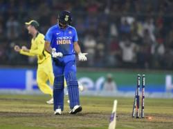India Vs Australia Kohli Says Australia Were Brave Pressure Situations