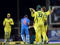 India Lose Ranchi Odi Australia