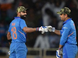 India Took Permission From Icc Wear Army Camouflage Caps Says Bcci