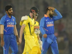 Virat Kohli Criticizes Indian Fielding After Losing 4th Odi At Mohali