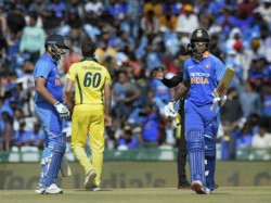 Highest Opening Partnership Made Rohit Dhawan Ond Day Agains Australia