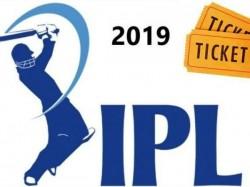Ticket Sales The Ipl T 20 Cricket Tournament Chennai Begins Tomorrow