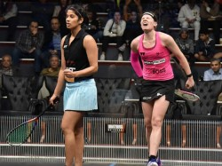 Joshna Chinappa Storms Into Women S Black Ball Squash Open Quarter Finals