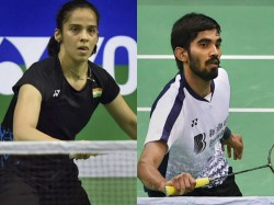 All England Open Badminton Championship Saina Nehwal Kidambi Srikanth Won First Round