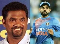 Players Will Not Be Virat Kohli Says Muttiah Muraleedharan