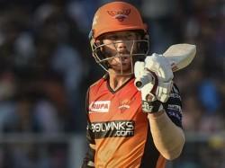 David Warner Goes Past Gambhir Now Has Most Fifties Indian Premier League